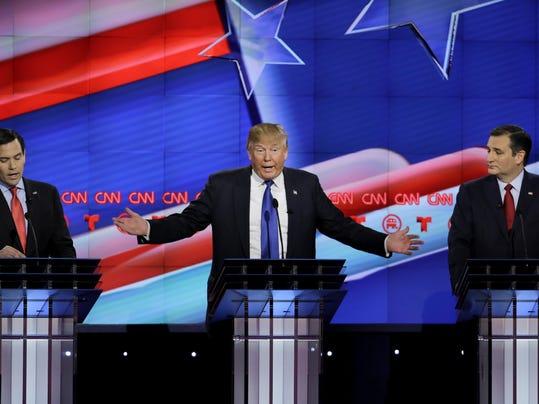 AP GOP 2016 DEBATE A ELN USA TX