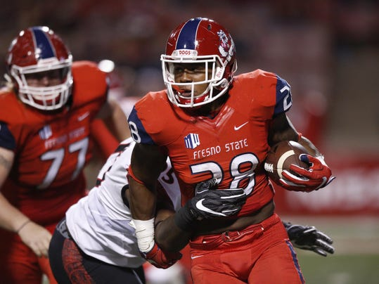 NCAA Football: San Diego State at Fresno State