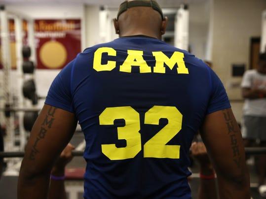 WEIGHTS Cam Brown 6