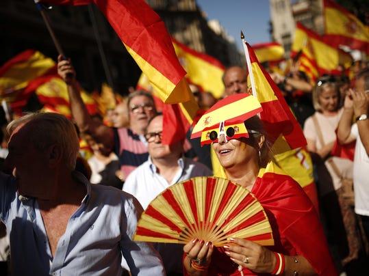 APTOPIX Spain Catalonia