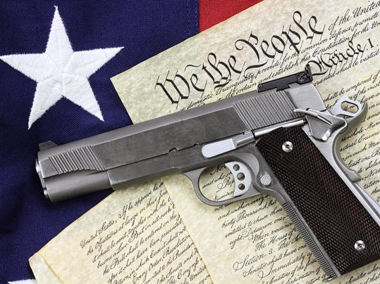 Gun and Constitution