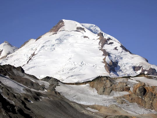 Missing Climbers Mt Baker