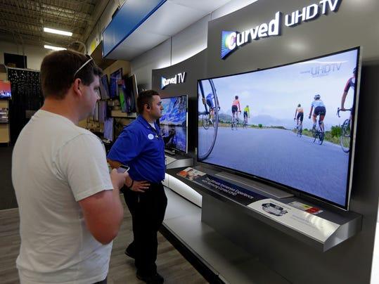 Supersized TVs (3)