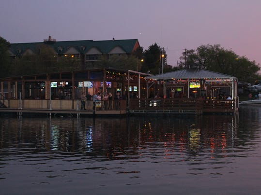 Blackjack cove marina and restaurant