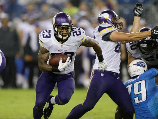 Vikings Titans Football