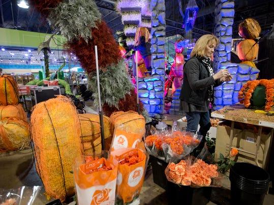 Philadelphia Flower Show Pays Tribute To Disney Films