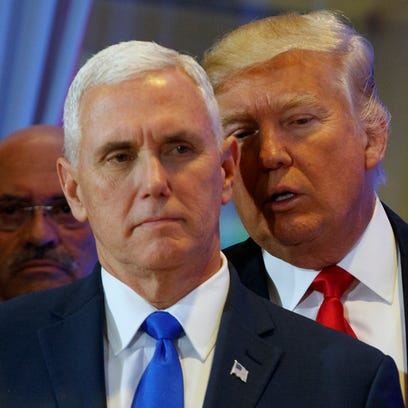 Ward: Pence must pick his VP role