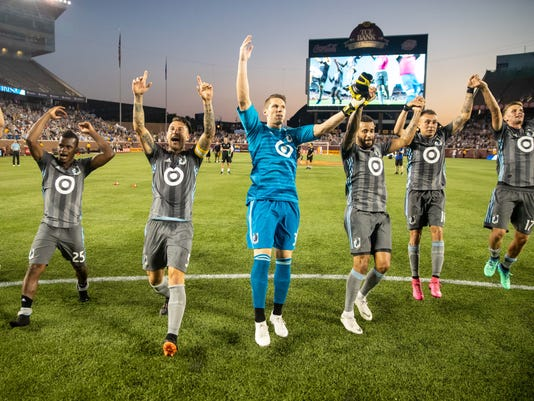 MLS: Montreal Impact at Minnesota United FC