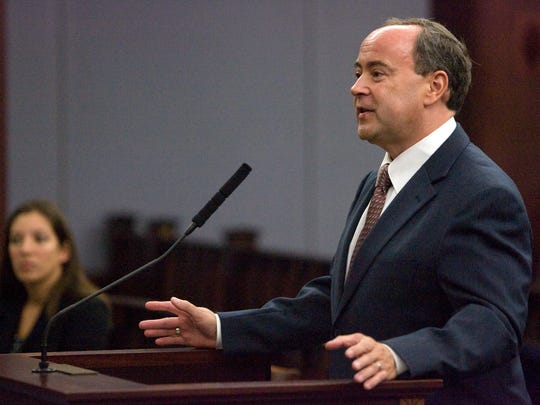 Justice Clint Bolick was appointed to the Arizona Supreme Court in 2016.