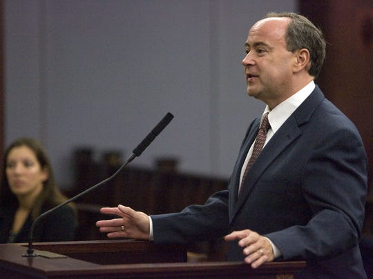 Clint Bolick was appointed to the Arizona Supreme Court.
