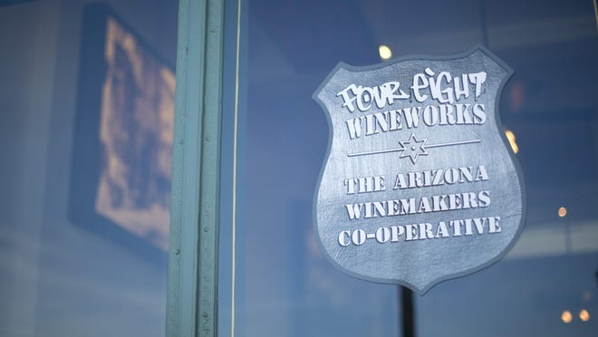 Maynard James Keenan is opening a winemakers co-op called the Four Eight Wineworks in Clarkdale, Arizona.