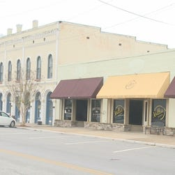 Grantville has turned one of the buildings into a tourist attraction.