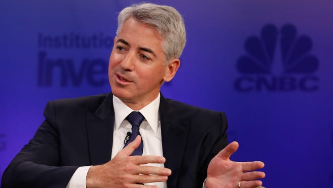 Bill Ackman, CEO and Portfolio Manager, Pershing Square Capital Management, at the 2015 Delivering Alpha on July 15, 2015