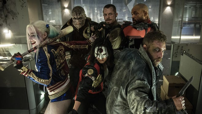 """Suicide Squad"" doesn't hit theaters until August but it's already a hit on Twitter."
