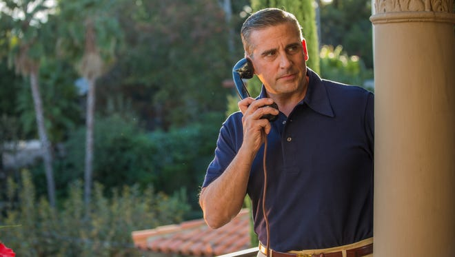 """Lionsgate via AP Steve Carell appears in a scene from ?Cafe Society.? In this image released by Lionsgate, Steve Carell appears in a scene from """"Cafe Society."""""""