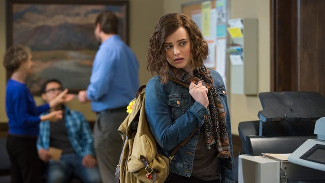 Katherine Langford in '13 Reasons Why'