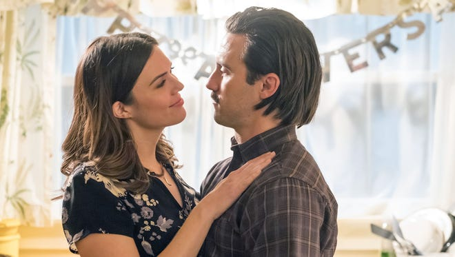 """These TV couples have always made our hearts melt. These small-screen romances are the best of the best, including Rebecca and Jack Pearson on NBC's """"This Is Us."""""""