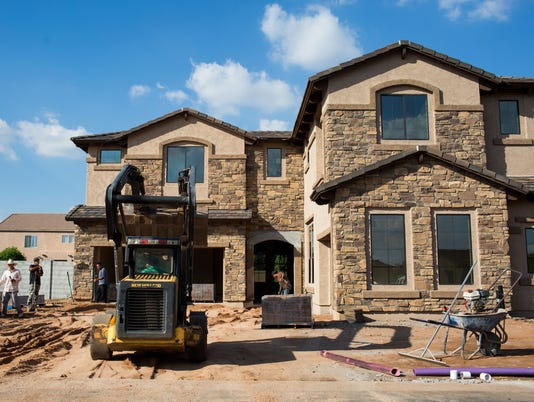 High end homes being sold in Gilbert