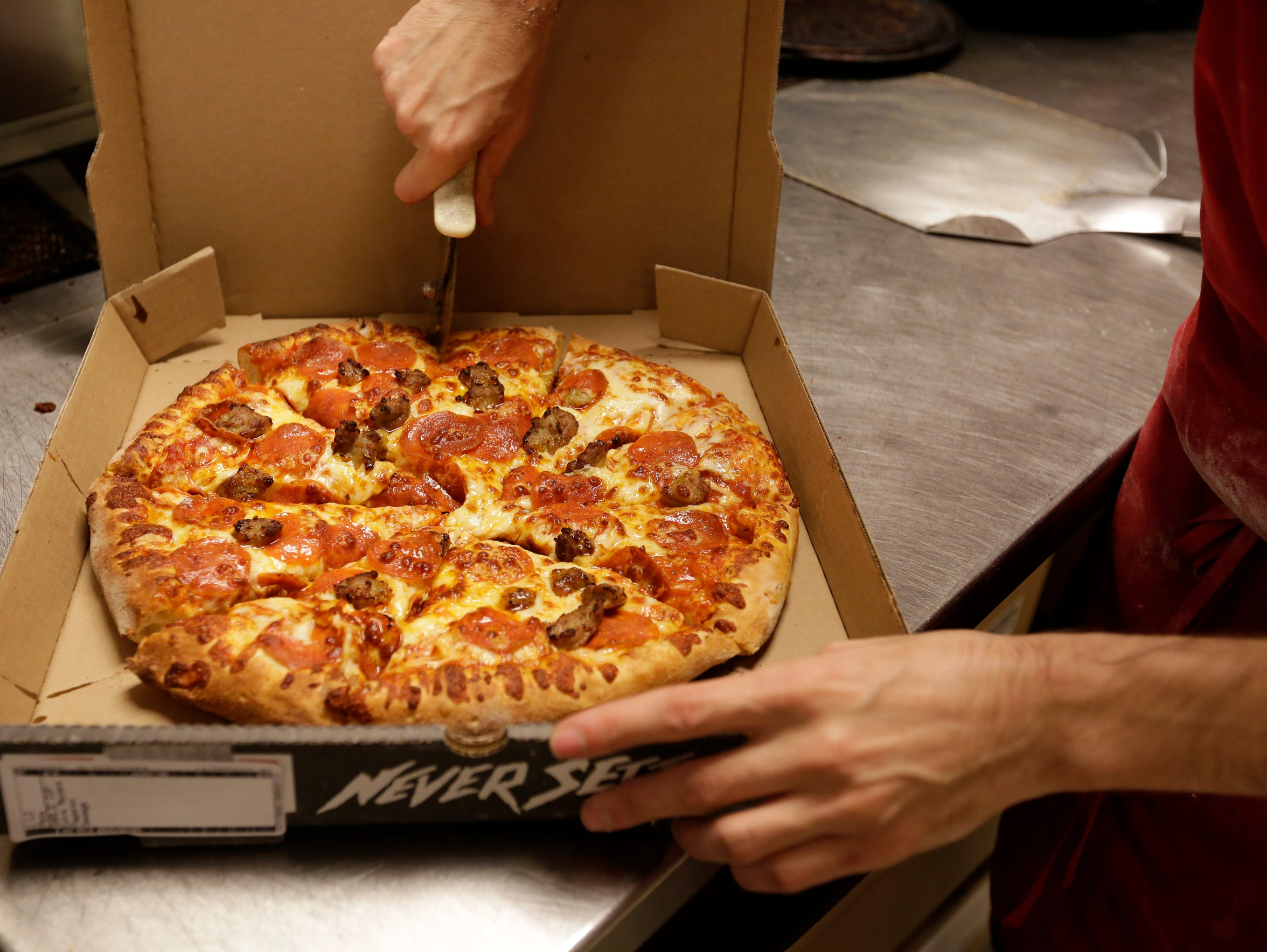 Toppers Pizza has set a goal of having 700 stores in