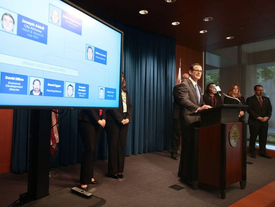 Riverside County District Attorney Mike Hestrin talks