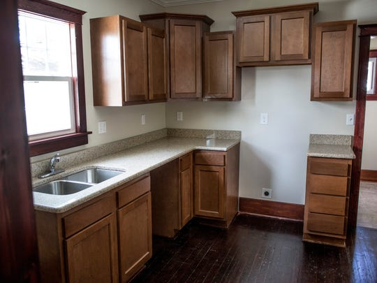 3821 Military Street in Port Huron is one of several homes rehabbed under the city's affordable housing program. The home is listed for $105,000.