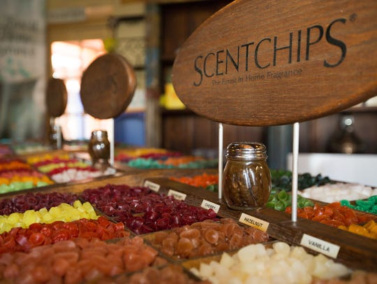 Scentchips, located in downtown Mesilla, NM, has been