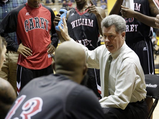 Southern Miss hosts William Carey basketball | Gallery