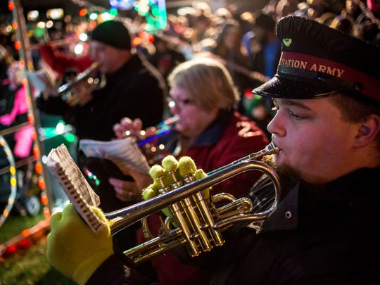 "On Sunday, Dec. 9, The Salvation Army Band will host its 53rd annual Community Carol Sing ""Christmas Through The Generations""."