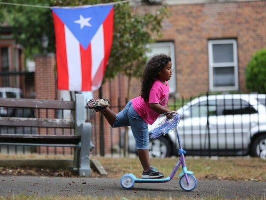 Puerto Rico donation drive