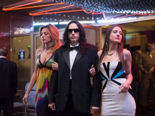 James Franco stars as Tommy Wiseau in 'The Disaster Artist.'