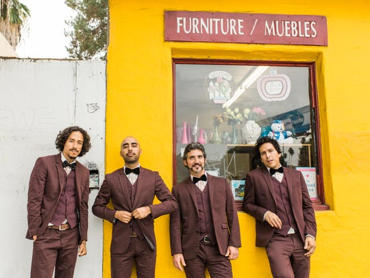 Chicano Batman will perform at 8 p.m. Dec. 29  at the