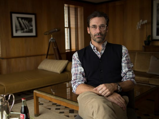 "Jon Hamm is featured in ""Always at the Carlyle."""