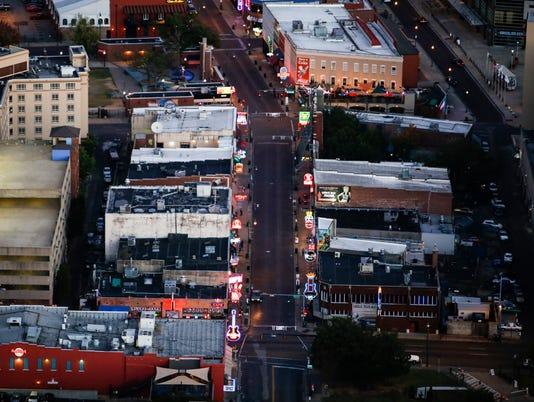 Memphis Aerials