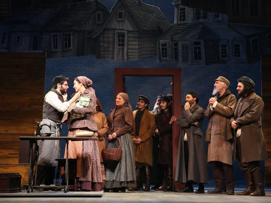 """Fiddler on the Roof"" will be on the Wharton stage"