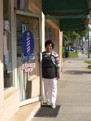 One of the first black female barbers, Etta Ruth Jefferson is retiring after 53 years.