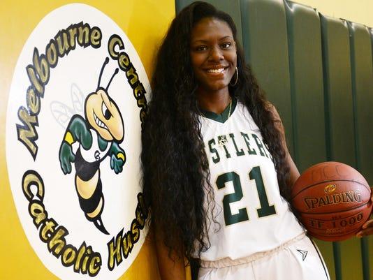Athlete of the Year: Kemari Jones