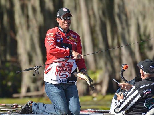 Major league fishing airs from caddo cross lakes for Major league fishing com