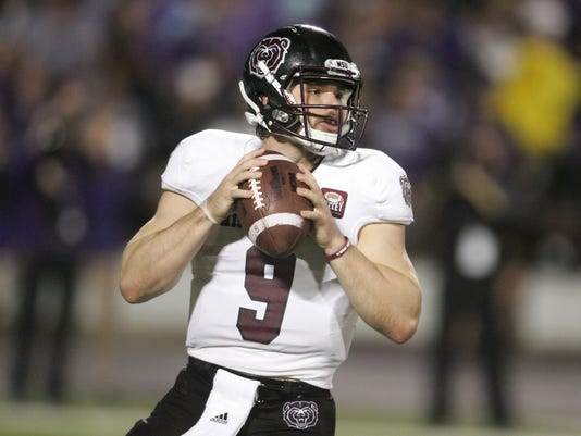 NCAA Football: Missouri State at Kansas State