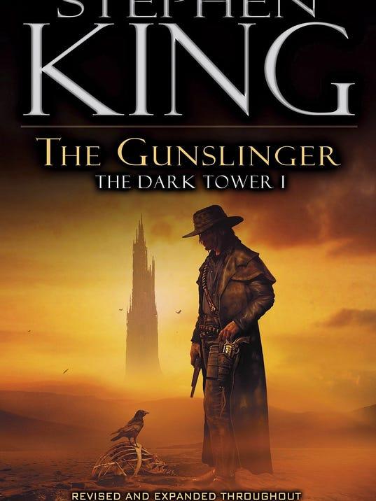 XXX D GUNSLINGER STEPHEN KING COVER BOOKS A ENT