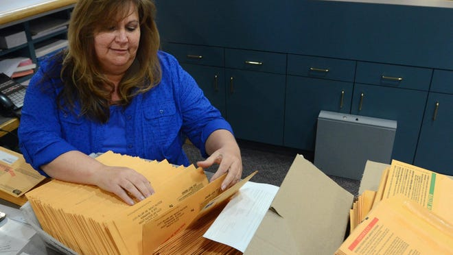 South Lyon Deputy Clerk Judy Pieper hopes candidates for mayor and city council file by the 4 p.m., July 20, 2021, deadline in order for their name to be placed on the November ballot.