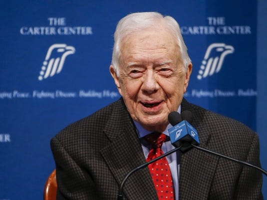 JIMMY CARTER CANCER
