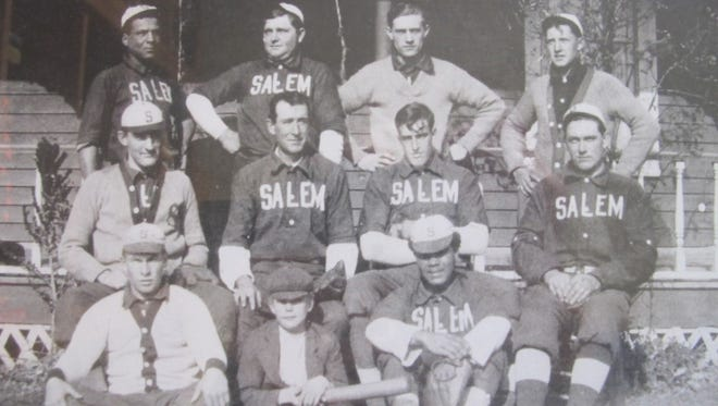 The Lewis family has been involved in the Salem community in many aspects including firefighting, baseball teams, church service and the Great Salem Train Wreck Rescue.