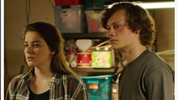 """Nova Gaver, who grew up in Central Indiana, stars alongside Connor Williams in """"Regionrat."""""""