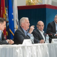 Navy's USS Abraham Lincoln Carrier Strike Group talks about 2004 tsunami