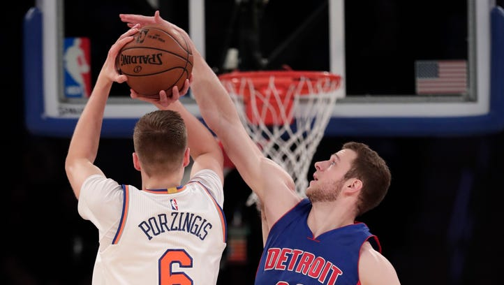 New York Knicks vs. Detroit Pistons: How to watch tonight's game