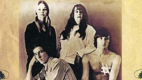 "The Mamas and the Papas are ""California Dreamin' """