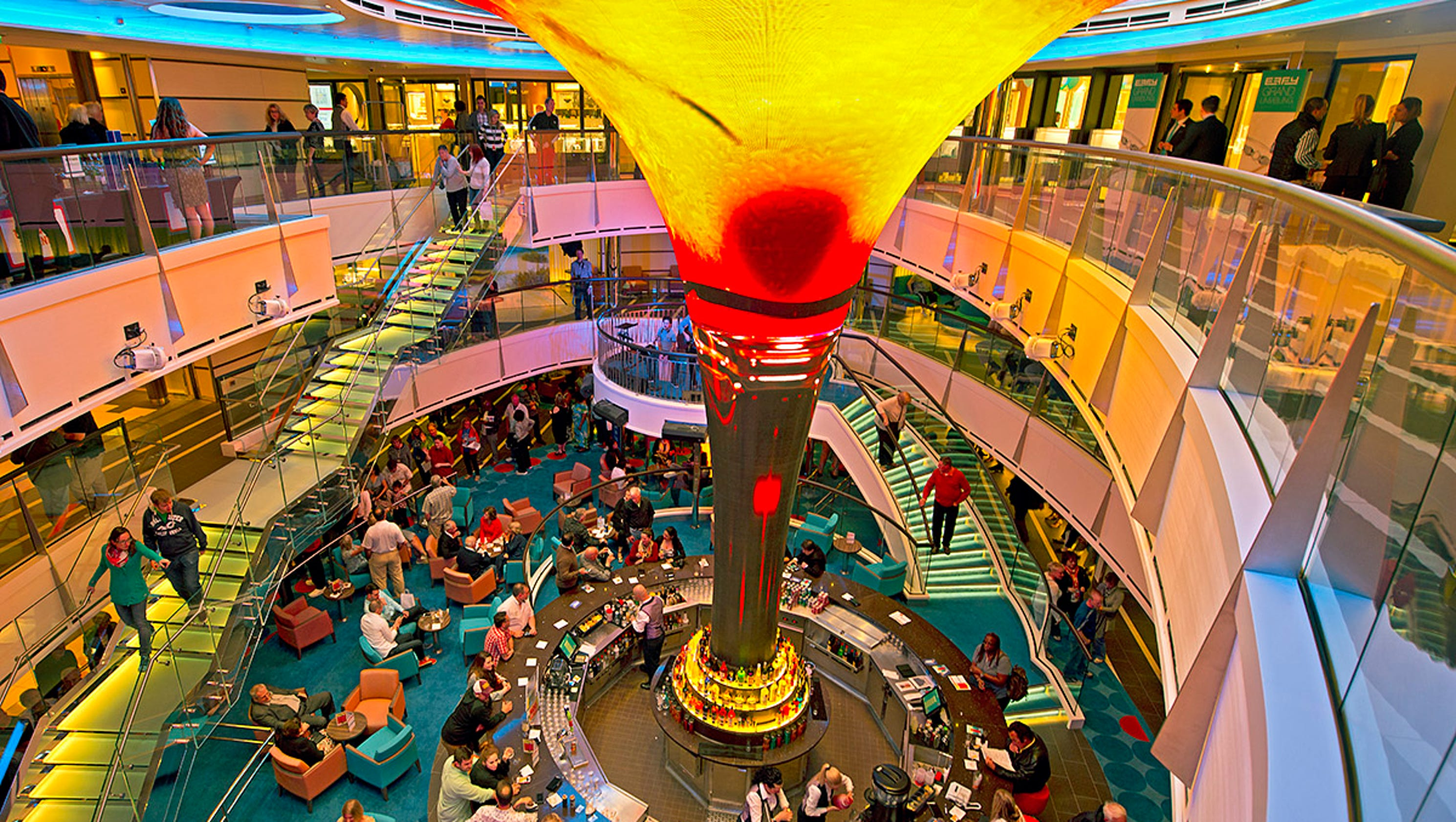 Cheers! Carnival Cruise Line's drinks package gets more ...