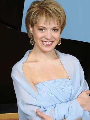 Pianist Olga Kern