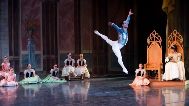 """Georgi Rusafov will perform in """"The Nutcracker"""" at the Spencer Theater."""