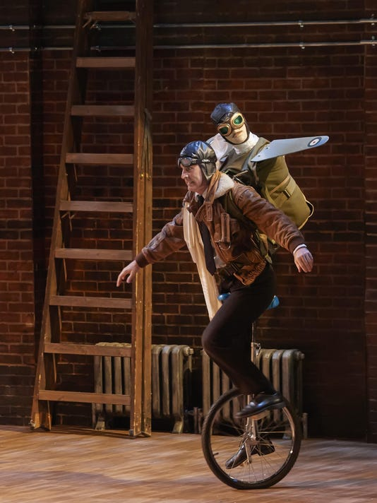 dcn 1005 players 39 steps mckillip unicycle